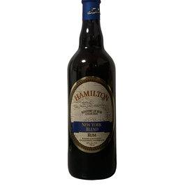 Hamilton Hamilton Rum New York Blend Rum, Jamaica (750mL)