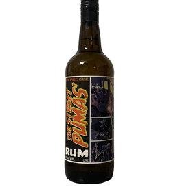 The Street Pumas' White Rum, Panama (1000ml)