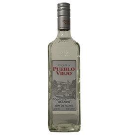 Pueblo Viejo Tequila Blanco, Mexico (750ml)