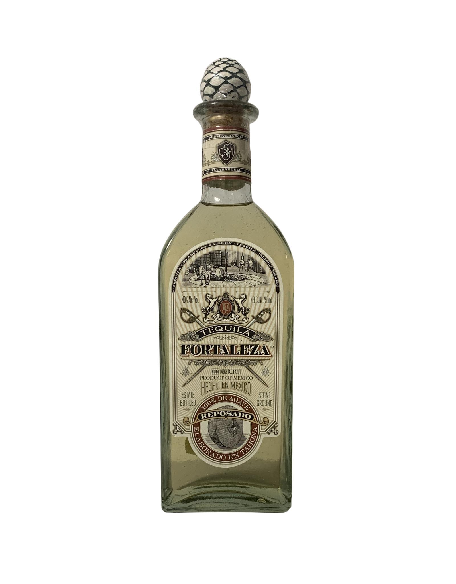 Fortaleza Tequila Reposado, Jalisco, Mexico (750ml)