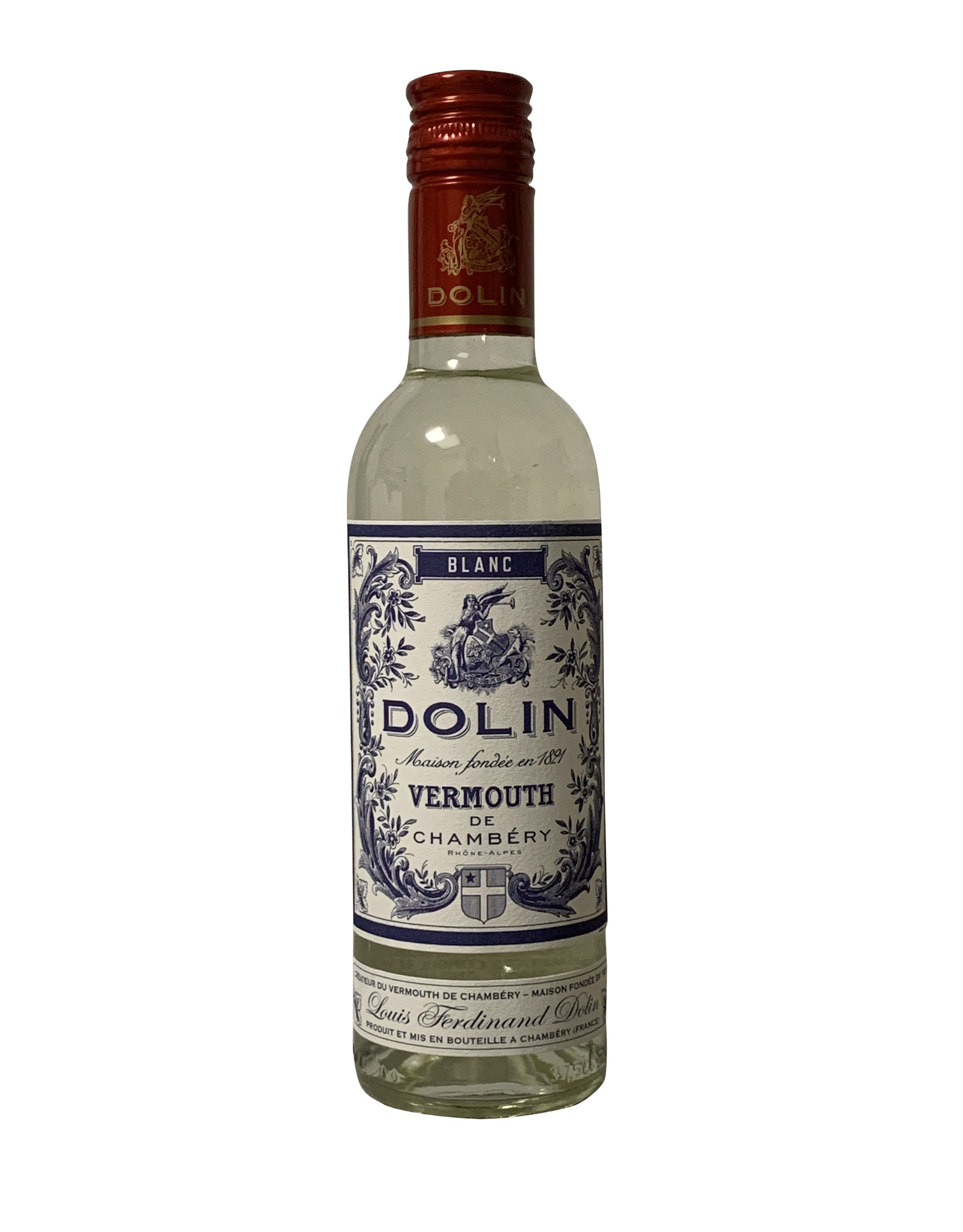 Dolin Dolin Vermouth de Chambéry Blanc, France (375ml)