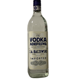 Monopolowa Vodka, Austria (1000ml)