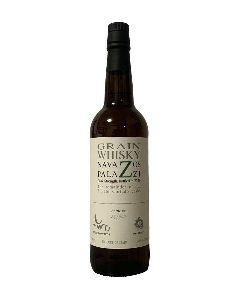 Navazos Palazzi Malt Whiskey 'Oloroso Cask', Spain (750ml)