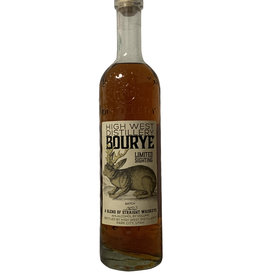 High West High West Bourye Whiskey, Park City, Utah (750mL)