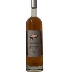 Speakeasy Spirits Speakeasy Spirits Distillery Bourbon Whisky 'Peg Leg Porker' Grey Label 8 Year, Nashville, Tennessee (750ml)