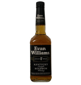 Evan Williams Evan Williams Bourbon 'Black Label', Kentucky (750ml)