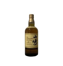 Suntory Whisky Suntory Whisky The Yamazaki 12 Year Single Malt Japanese Whisky, Japan (750mL)