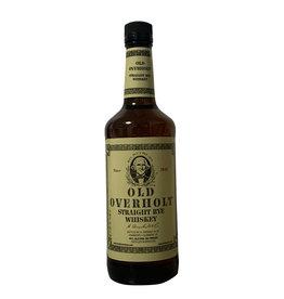 Old Overholt Rye Whiskey, Kentucky (750ml)