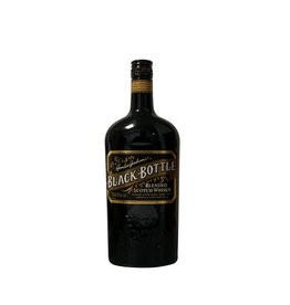 Gordon Graham's Original Black Bottle Scotch Whisky, Scotland (750ml)