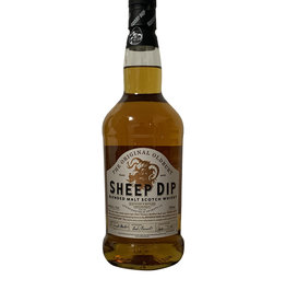 Sheep Dip Sheep Dip Blended Malt Scotch Whiskey, Scotland (750mL)