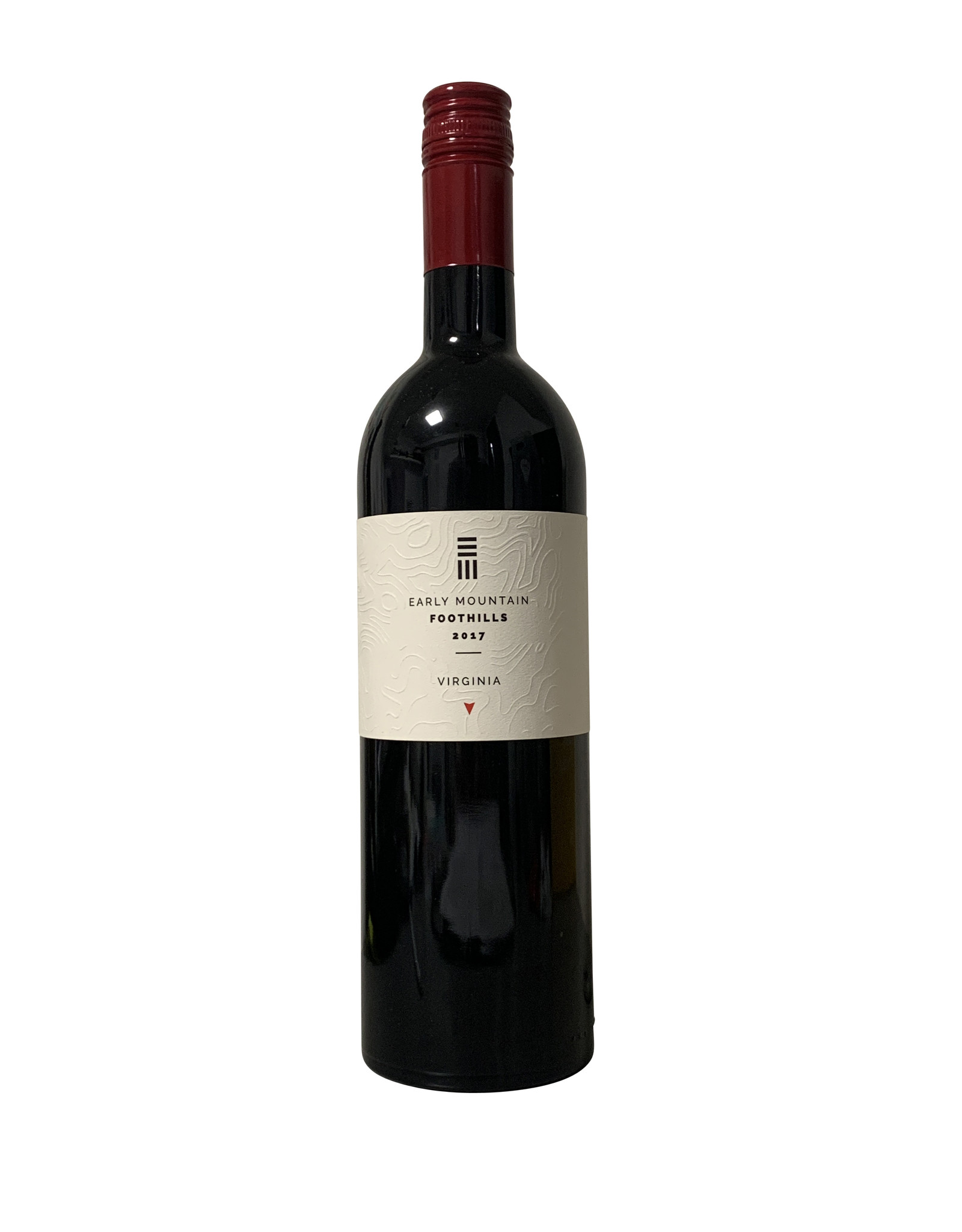 """Early Mountain Early Mountain Vineyards """"Five Forks"""" 2018, Virginia (750mL)"""