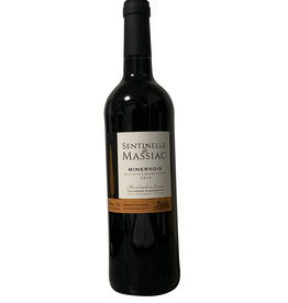 Chateau Massiac Chateau Massiac Minervois Rouge 'Les Sentinelles' 2018, Languedoc, France (750ml)