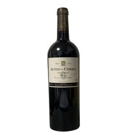 """Bodegas Corral Bodegas Corral """"Altos de Corral"""" Rioja Crianza Single-Estate Barrel-Fermented 2015, Rioja, Spain (750mL)"""