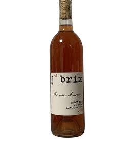 "J. Brix J. Brix ""Nomine Amoris"" Skin-Fermented Pinot Gris 2019, California (750mL)"