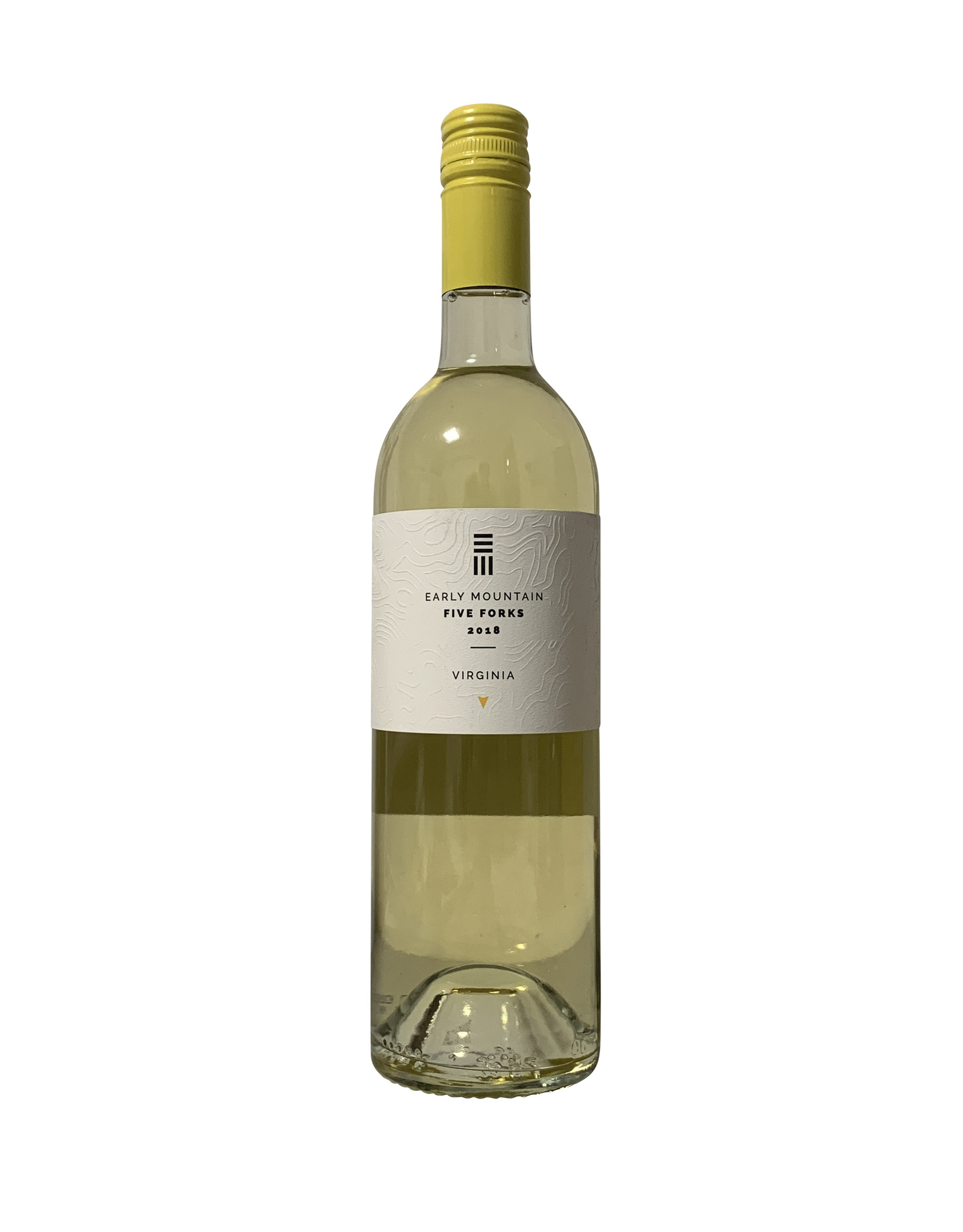 """Early Mountain Early Mountain Vineyards """"Five Forks"""" White 2019, Virginia (750mL)"""