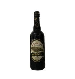Hamilton Hamilton Ministry of Rum Worthy Park Jamaican Pot Still Black Rum 92.2 Proof, Jamaica (750mL)