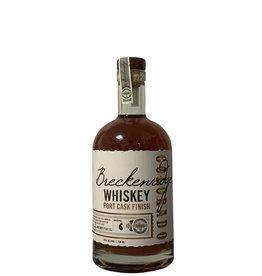 Breckenridge Breckenridge Distillery Port Cask Finish Whiskey, Colorado (750mL)