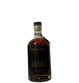 Balcones Balcones Texas Single Malt, Texas (750mL)