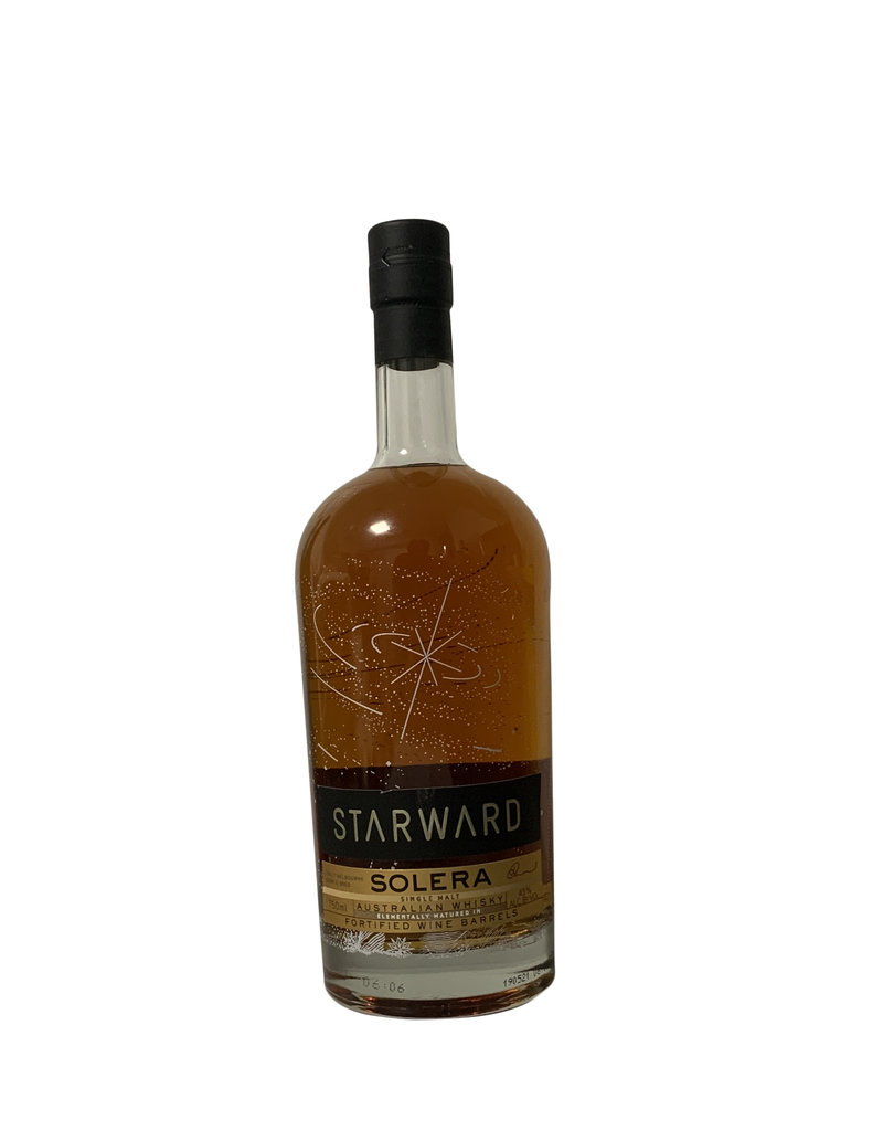 Starward Starward Whisky Single Malt Solera, Australia (750mL)