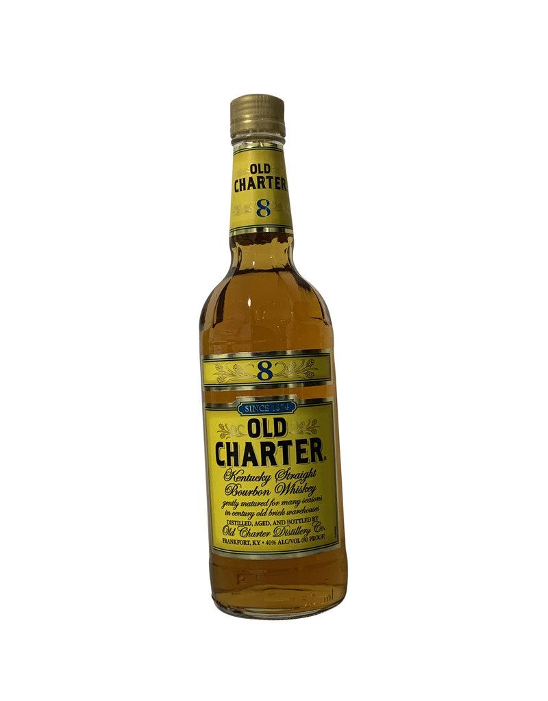 Old Charter Old Charter 8 Kentucky Straight Bourbon Whiskey, Kentucky (750ml)