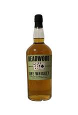 Proof & Wood Deadwood Rye Whiskey, Indiana (1000ml)