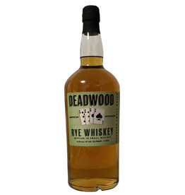 Proof & Wood Deadwood Rye Whiskey, Indiana (1000ml)