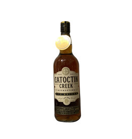 Catoctin Creek Catoctin Creek Distilling Company Roundstone Cask Strength Rye Whiskey 116 Proof, Virginia (750mL)