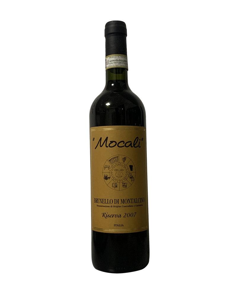 Mocali Mocali Brunello di Montalcino Riserva 2007, Tuscany, Italy (750mL)
