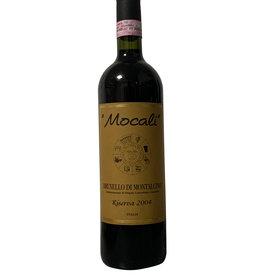 Mocali Mocali Brunello di Montalcino Riserva 2004, Tuscany, Italy (750mL)