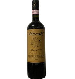 """Mocali Mocali Brunello di Montalcino Riserva """"Vigna Raunate"""" 2004, Tuscany, Italy (750mL)"""