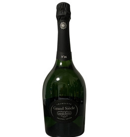 Laurent-Perrier Laurent Perrier Champagne Brut Grand Siècle Cuvée, Champagne, France (750mL)