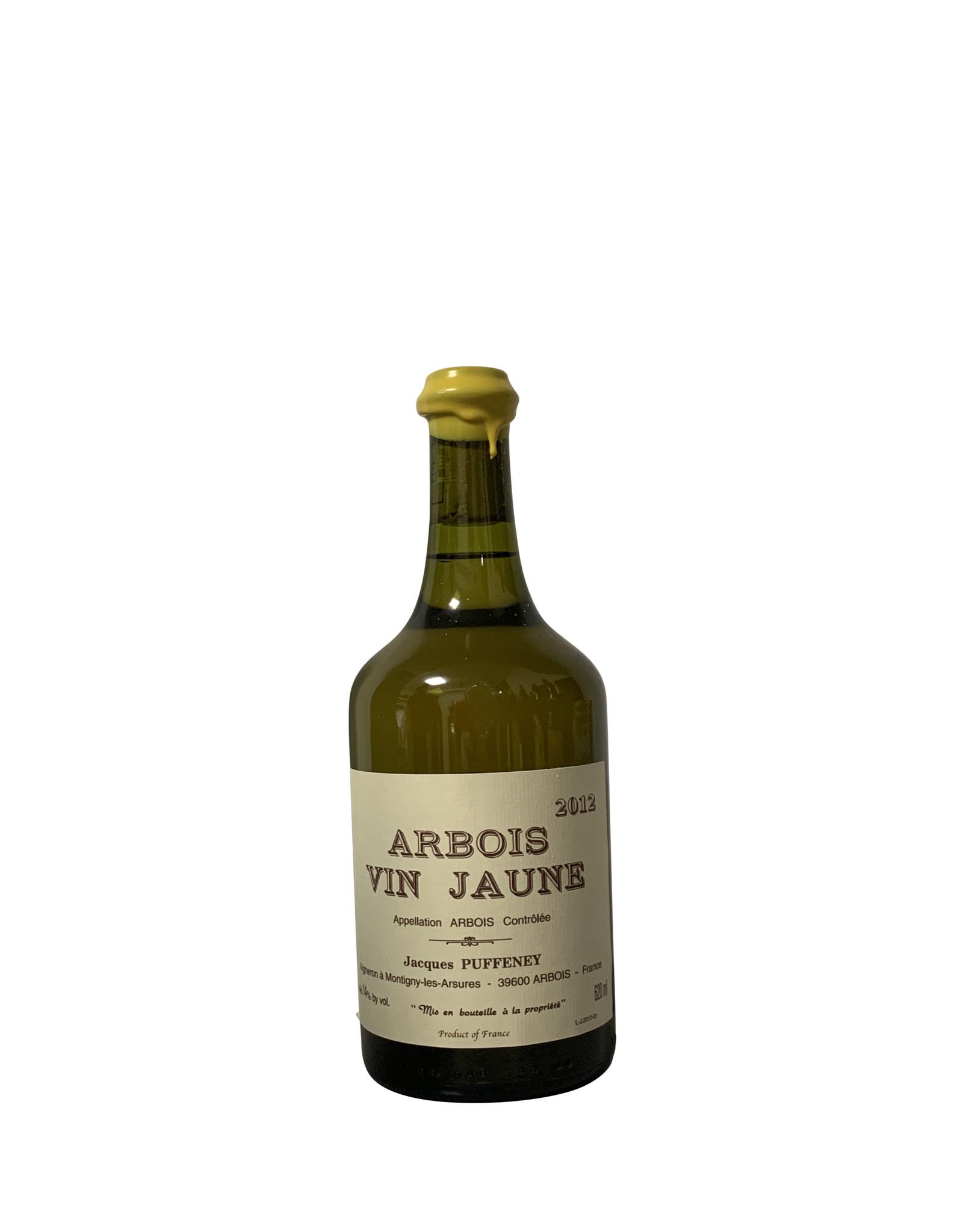 Puffeney Puffeney, Arbois Vin Jaune, Jura, France (750mL)