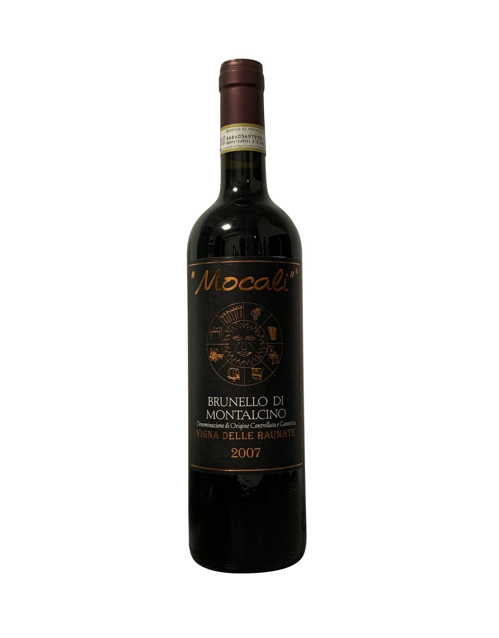 """Mocali Mocali Brunello di Montalcino """"Vigna Raunate"""" 2007, Tuscany, Italy (750mL)"""