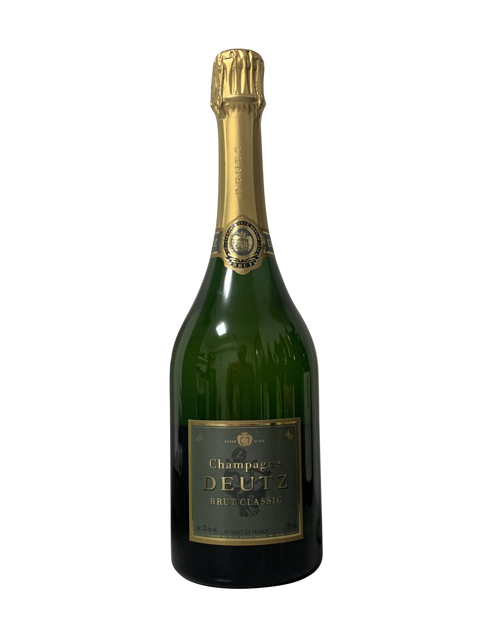 Champagne Deutz Deutz Champagne Brut Classic NV, Champagne, France (750mL)