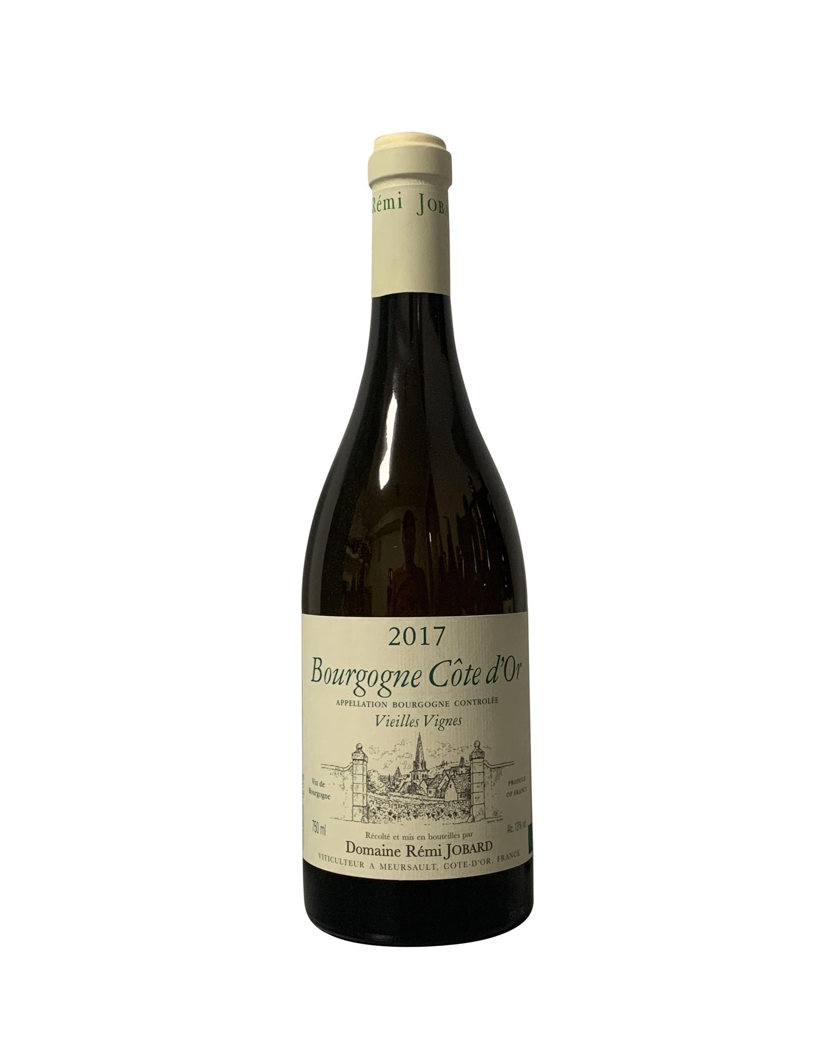 Remi Jobard Rémi Jobard, Domaine Bourgogne Blanc Vieilles Vignes 2017, Burgundy, France (750mL)