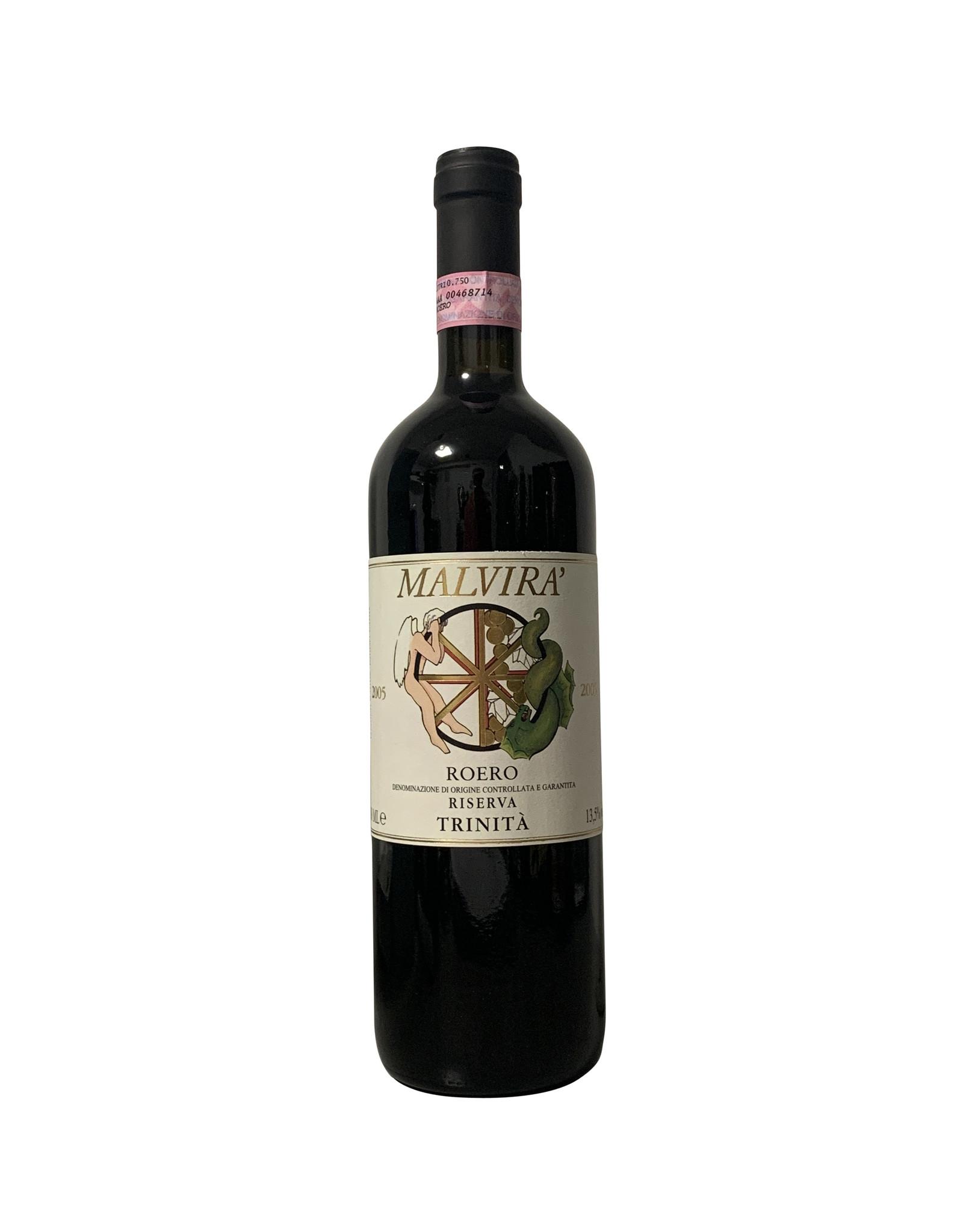 "Malvira Malvira Roero Reserva Nebbiolo ""Trinata"" 2005, Piedmont, Italy (750mL)"