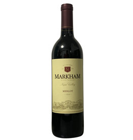 Markham Vineyards Markham Vineyards Merlot 2017, California (750mL)j