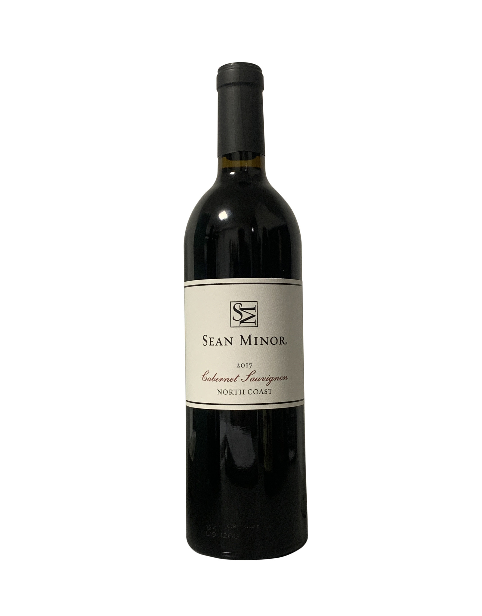 Sean Minor Sean Minor Signature Series Cabernet Sauvignon North Coast 2017, California (750mL)