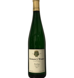 Hermann J. Wiemer Hermann J. Wiemer Semi-Dry Riesling Seneca Lake 2019, New York (750mL)