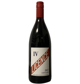 License IV Licence IV Cotes du Rhone Grenache 2017, Rhone, France (750mL)