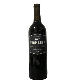 Chop Shop Cabernet Sauvignon 2018, California (750mL)