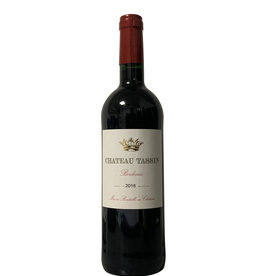 Chateau Tassin Chateau Tassin Bordeaux Rouge 2017, Bordeaux, France (750mL)