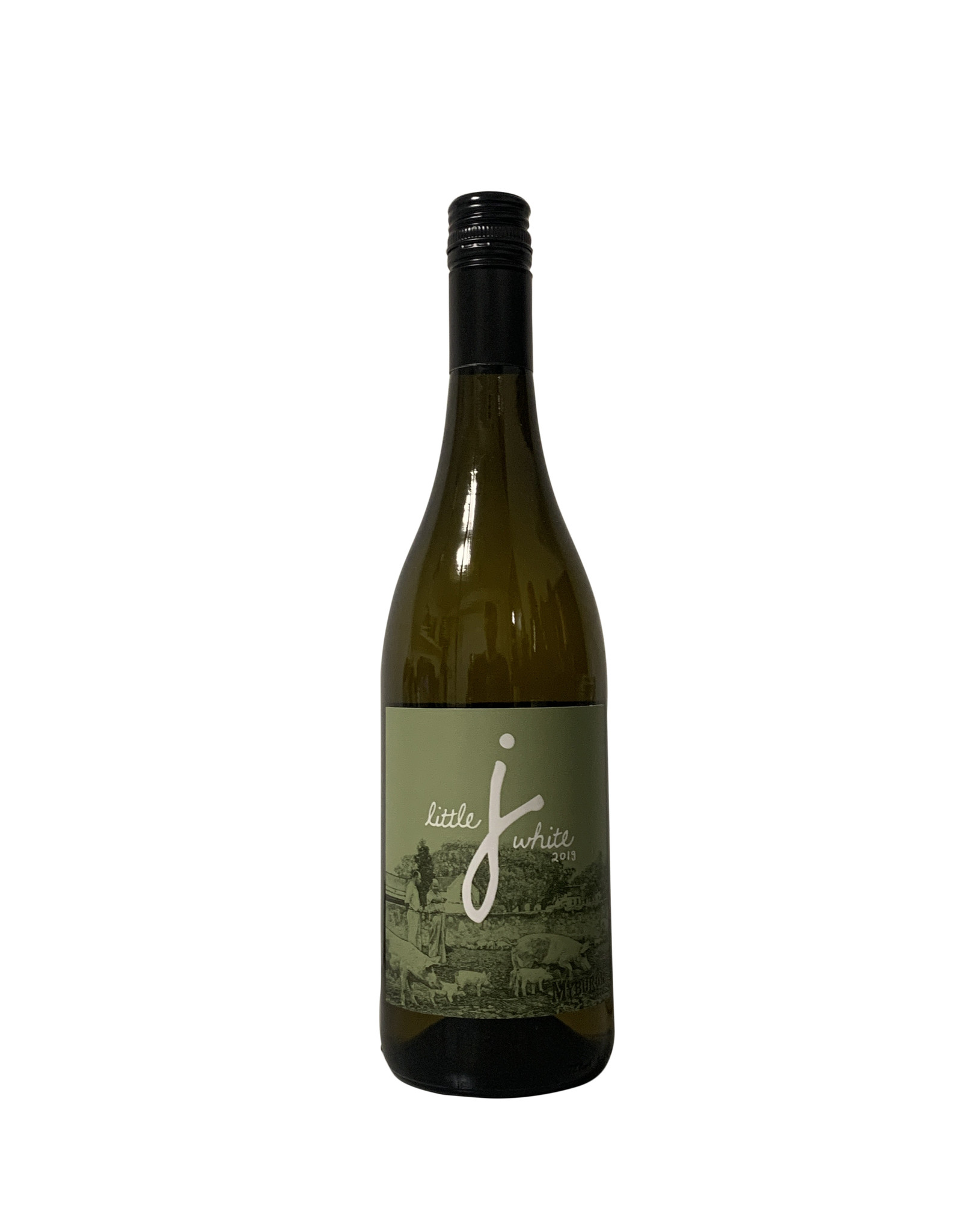 Myburgh Bros Myburgh Bros Little J White 2019, South Africa (750mL)