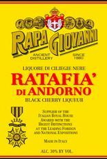 Rapa Giovanni Rapa Giovanni, Black Cherry Liqueur, Italy, (750mL)