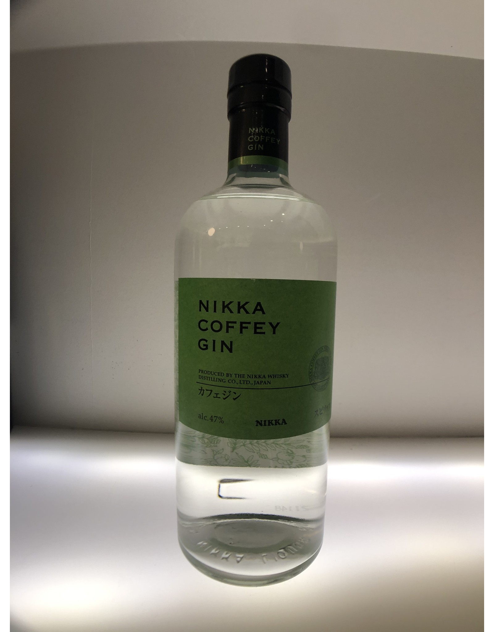 Nikka Nikka Coffey Gin, Japan (750mL)