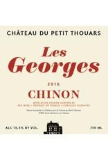 "Chateau du Petit Thouars Chateau du Petit Thouars Chinon Rouge ""Les Georges"" 2019, Loire, France (750mL)"