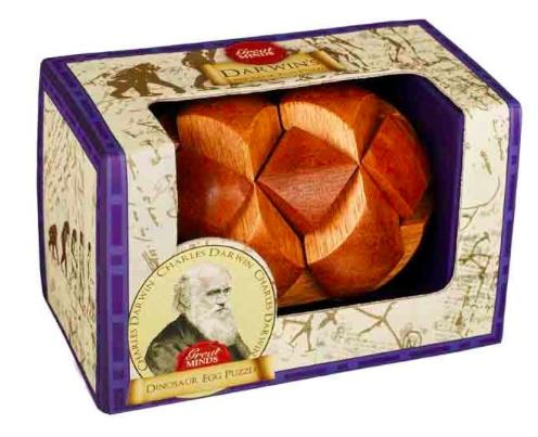 Professor Puzzle Darwin's Egg of Evolution Puzzle