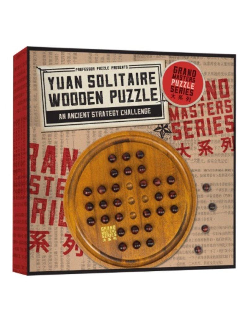 Professor Puzzle Professor Puzzle Yuan Solitaire