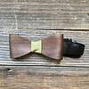 Kerf  Wood Bow Tie