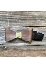 Kerf Kerf  Wood Bow Tie